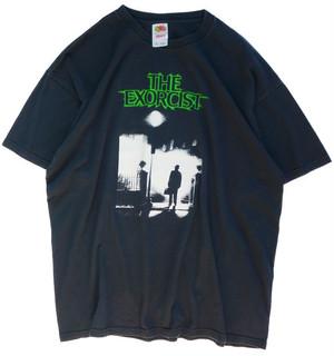 【2XL】 90s エクソシスト Tシャツ | EXORCIST フルーツオブザルーム メリン神父 リーガン フリードキン 映画 ホラーTシャツ アメリカ ヴィンテージ 古着