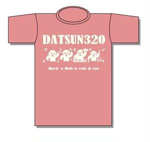 newTシャツ(ヴィンテージ ヘザーレッド)