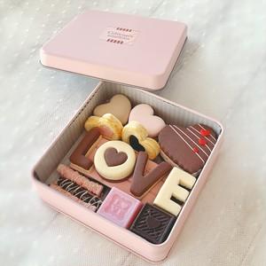 pink prinの『チョコレート缶』(販売用)