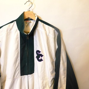 NIKE 90's Shell Jacket White×Green size M