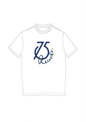 75 Records Tシャツ  kids