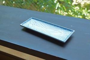 陶器・長方形皿