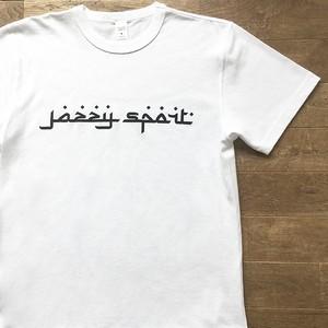 """【ラスト1】JS """"Arabesque/アラベスク"""" ロゴ Tシャツ"""