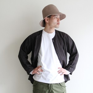 HICOSAKA【 mens 】paper braid free hat