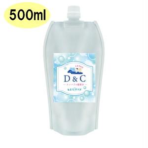 ペット用 ナノバブル 酸素水 D&C(500ml/10本入り)ペット 天然水 健康