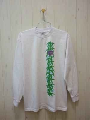 """""""HEMP-It's Natural"""" L/S T-Shirt 6.5oz. (ヘンプ-イッツナチュラル ロングスリーブT-シャツ 6.5オンス) HIGH TIMES"""