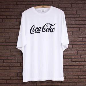 新作★daily/pit a pat《コカ・コークBIG Tシャツ》限定②!!ビッグサイズ