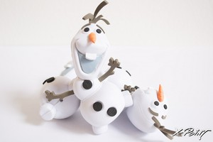 Olaf Antenna Topper