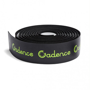 CADENCE prowrap smooth bar tape (black/hi-viz)