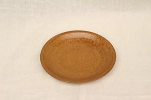 パン皿(茶色)