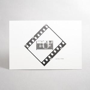 We love 35mmポストカード(L)