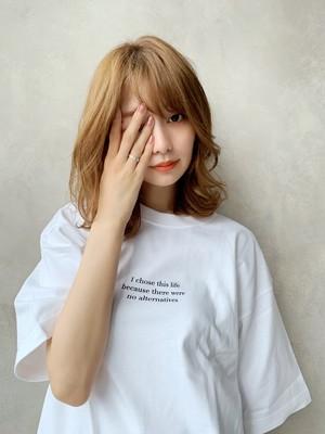 COVID-19 【WHITE】charity T shirt  5.6oz【次回発注日:10/31】