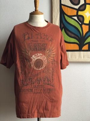 アメリカ フライングアイボール ロック ジミヘン Tシャツ USA