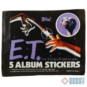 トップス E.T. シール 5枚入りパック