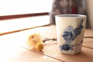 石川理恵 酒器【獅子】