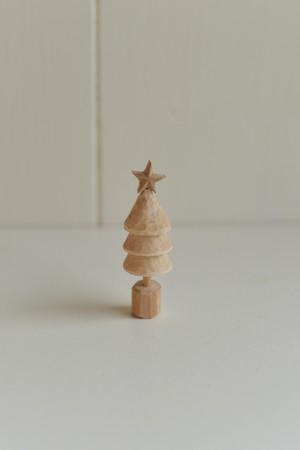 クリスマスのミニチュアシリーズ クリスマスツリー