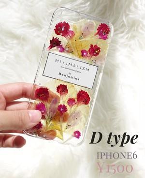 Benjaminsスマートフォンケース For iPhone6