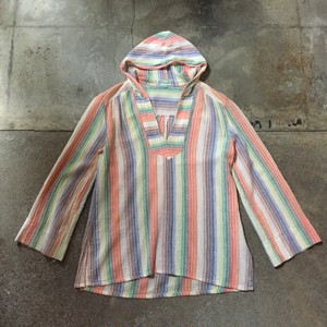 Cotton Pull Parka
