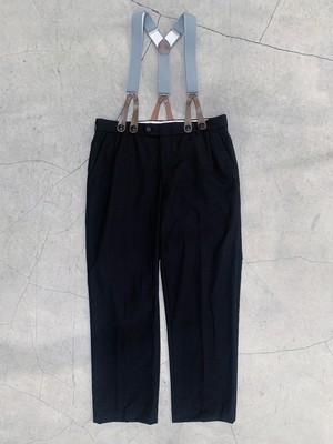 remake vintage suspender pants