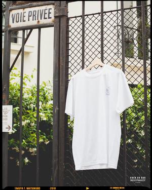JX.510's Tシャツ(ボックスロゴ)