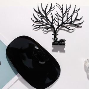 【小物】鹿の角ツリー型創意 ピアスイヤリングネックレス指輪 収納ツリー