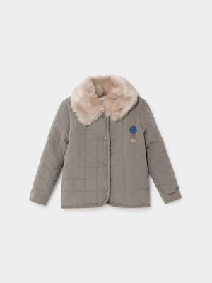 【19AW】ボボショセス(BOBO CHOSES) -VOLCANO QUILTED JACKET[2-3y/4-5y/6-7y] ジャケット