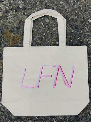 LOVE FOR Tote Bag (中)