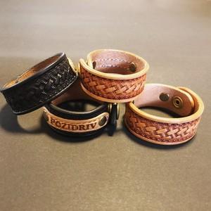 Basket stamp bracelet バスケットスタンプブレスレット