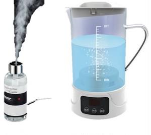 消毒液製造機 専用加湿器付 次亜塩素酸ナトリウム生成器