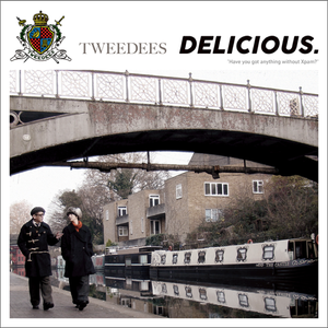 TWEEDEES - DELICIOUS.(LP)