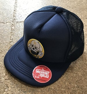 SKULL MASHCAP YELLOW