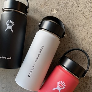 FWIS × Hydro Flask - 16oz Wide Mouth