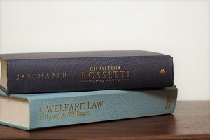 WELFARE LAW -2set- /display book