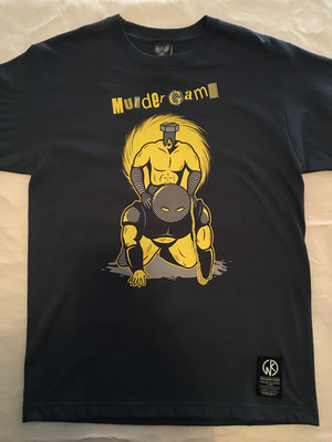 KINNIKUMAN MUSCLE APPAREL 【ケンダマン】