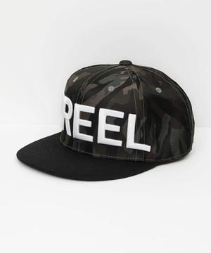 Is Real CAP『トップJQ』CAMOゼブラKHAKI