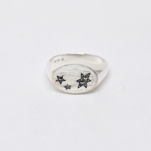 Packaged collection  Signet ring