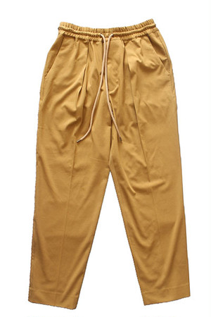 PEGTOP EASY TROUSERS  (MARKAWARE)
