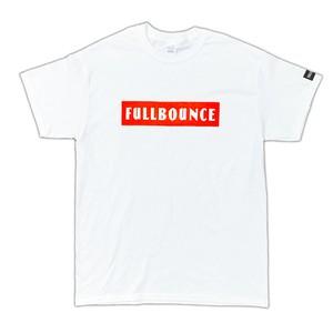 ボックスロゴTシャツ 白