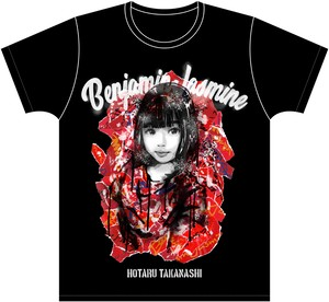 BenjaminJasmine 1st Tシャツ【高梨螢推し】