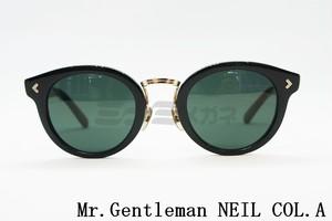 【正規取扱店】Mr.Gentleman(ミスタージェントルマン) NEIL-SG COL.A