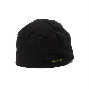 Polar Fleece Watch Cap #BLACK