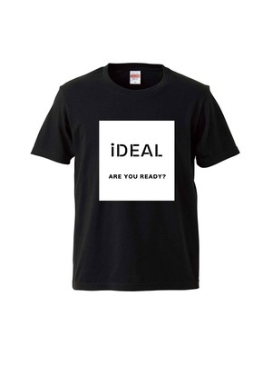 iDEAL Tシャツ