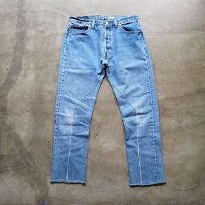 OLD PARK Slit Jeans ④
