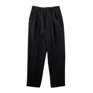 HAIDER ACKERMANN Black wide Trousers