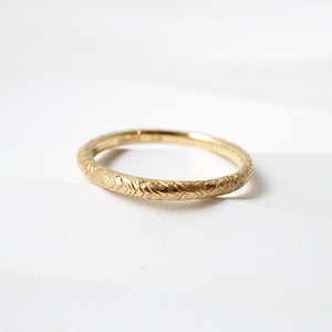 Layered Ring / Snake Ring (YG)