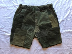 Nasngwam=ナスングワム『SKELTER SHORTS』 #ARMY #SizeM