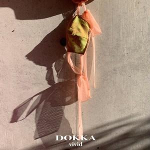 DOKKA mask / green