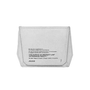 607BGU1-W-PLASTER / カード&コインケース