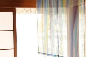 一真工房「風彩染 暖簾」