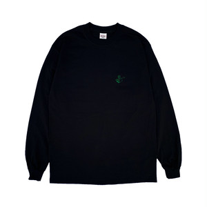 RWCHE ONE DUDE L/S Tee -Black-